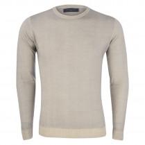 Pullover - Slim Fit - Merinowolle 117879