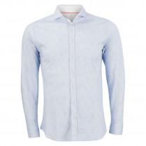 Jerseyhemd - Modern Fit - Haifischkragen 100000