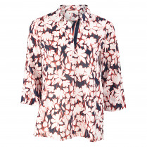 Bluse - Loose Fit - 3/4-Arm 100000
