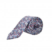 Krawatte - Flowerprint