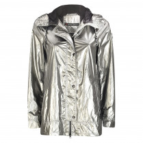 Jacke - Regular Fit - Silver-Optik