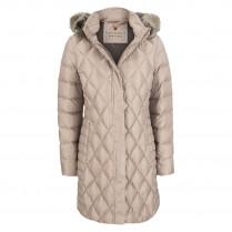 Daunenjacke - Regular Fit - Fake Fur 100000