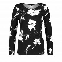 Shirt - Regular Fit - Flowerprint