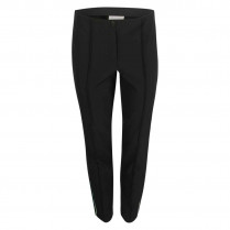 Hose - Slim Fit - Galonstreifen 100000