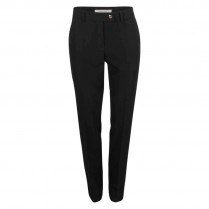 Hose - Slim Fit - unifarben 100000