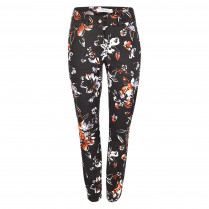 Jeans - Regular Fit - Flowerprint