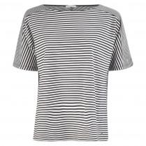T-Shirt - Loose Fit - Stripes 100000