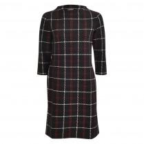 Kleid - Loose Fit - Glencheck