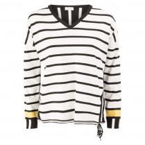 Pullover - Loose Fit - V-Neck 100000