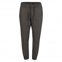 Joggpants - Tapered Leg - Stripes 100000