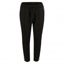 Joggpants - Tapered Leg - Galonstreifen 100000