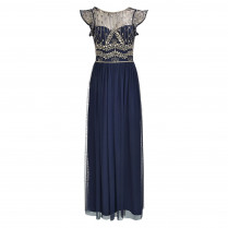Kleid - Regular Fit - Pailletten