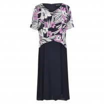 Kleid - Loose Fit - V-Neck