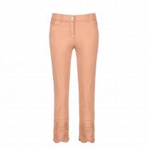 Jeans - Best 4 me - Lochstickerei