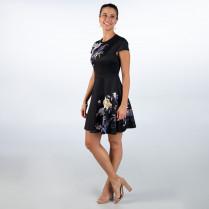 Kleid - Regular Fit - Print