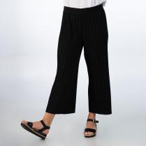Culotte - Comfort Fit - Plissee