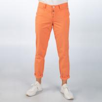Chino - Slim Fit - Unifarben