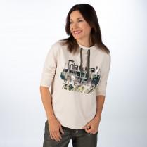 T-Shirt  3/4 - Loose Fit - Print