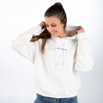 Sweatshirt - Loose Fit - Kaputze