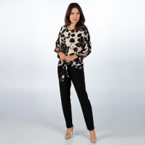 Shirt 1/1 Afrm - Re8gular Fit - Allover Print