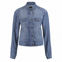 Jacke - Regular Fit - Jeans-Optik