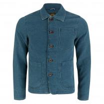 Jacke - Regular Fit - Blue Denim 100000