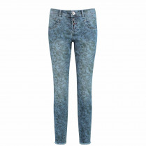 Boyfriend-Jeans - Muster