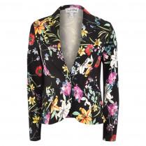 Blazer - Regular Fit - Flower-Print