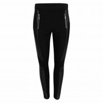 Leggings - Skinny Fit - Zip
