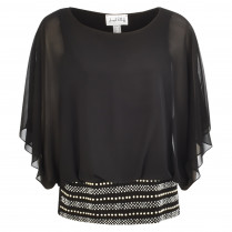 Shirt - Loose Fit - Strass