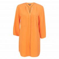 Bluse - Regular Fit - Unifarben