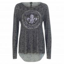 Sweatshirt - Regular Fit - Illusion