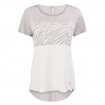 T-Shirt - Regular Fit - Zebra round