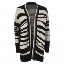 Cardigan Loose Fit - Stripes