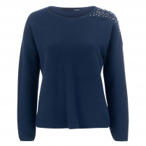 Pullover - Loose Fit - Zipper