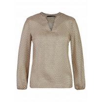 Bluse - Comfort Fit - Minicheck