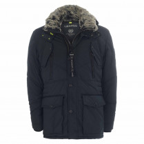 Outdoorjacke - Comfort Fit - Webpelz
