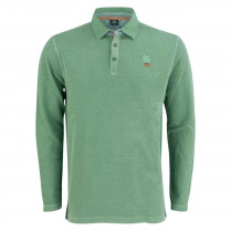 Poloshirt - Regular Fit - unifarben 100000