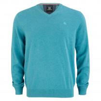 Pullover - Regular Fit - V-Neck 100000