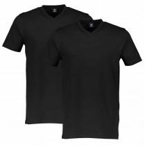 T-Shirt - Regular Fit - 2er-Pack