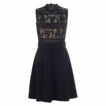 Kleid - Regular Fit - Spitze