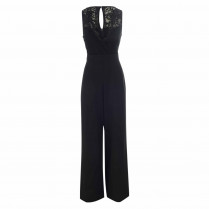 Jumpsuit - Regular Fit - Spitze
