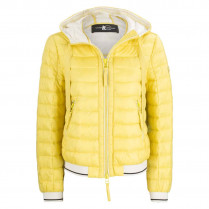 Steppjacke - Regular Fit - Kapuze 100000