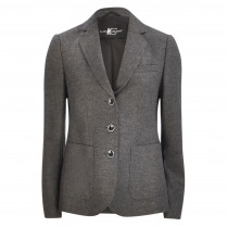 Blazer - Loose Fit - Wolle