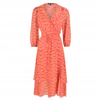 Kleid - Regular Fit - 3/4-Arm 100000