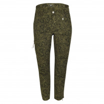 Cargohose - Relaxed Slim Fit - Rich