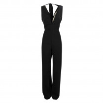 Jumpsuit - Slim Fit - ärmellos 100000