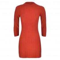 Kleid - Regular Fit - Strick