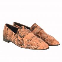 Loafer - Schlangemuster