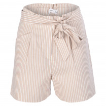 Paperbag-Shorts - Loose Fit - Wave